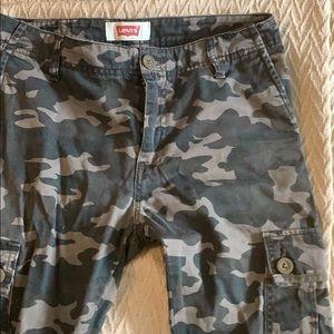 camp cargo pants